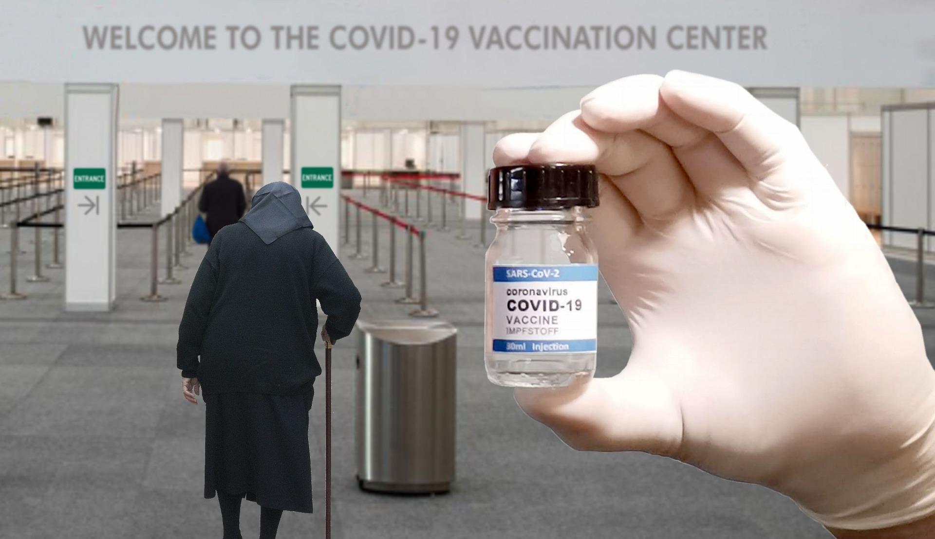 Un centre de vaccination vandalisé à Toulouse